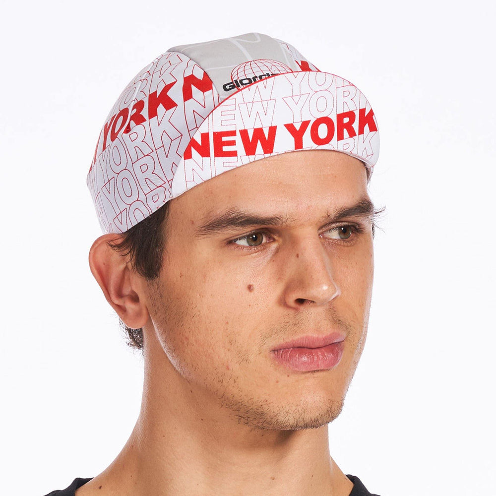 Giordana x Knowlita NEW YORK OR NOWHERE® Cotton Cap