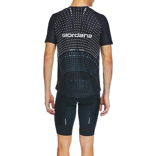 Giordana Men's Short Sleeve MTB Jersey - Giordana Cycling