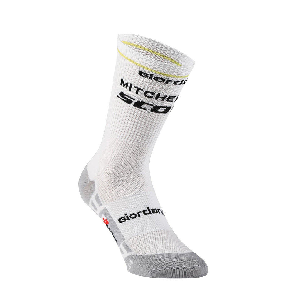 2019 Mitchelton-Scott FR-C Tall Sock - Giordana Cycling
