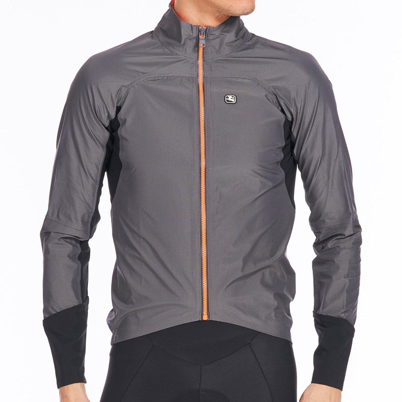 Unisex Monsoon Heavy Rain Jacket - Giordana Cycling