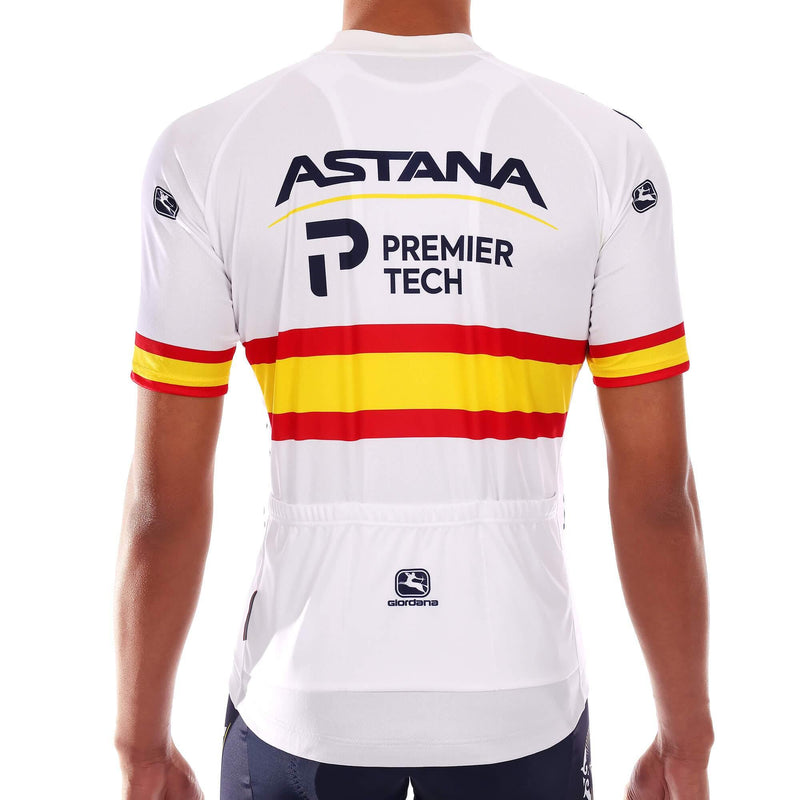 2021 Astana Champion of Spain Vero Pro Jersey