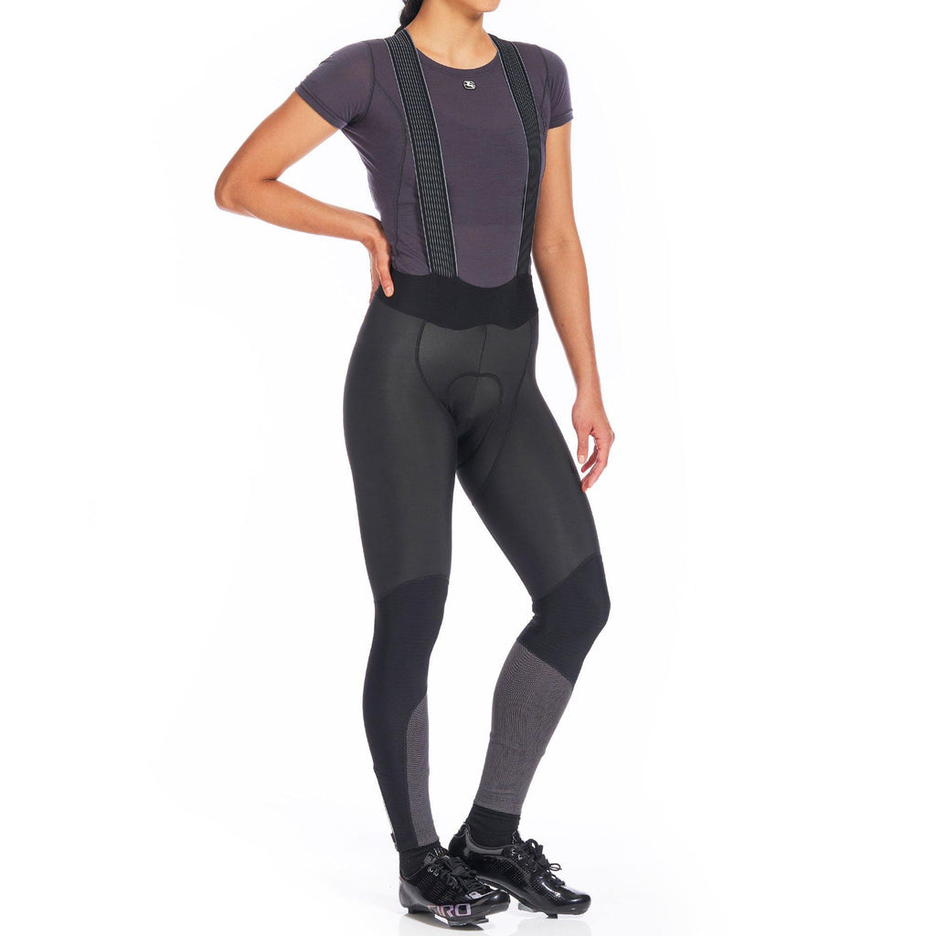 FR-C Pro Reflective Women's Thermal Bib Tight - Giordana Cycling