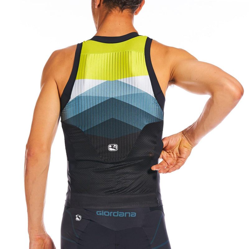 FR-C Pro Tri Sleeveless Top - Giordana Cycling