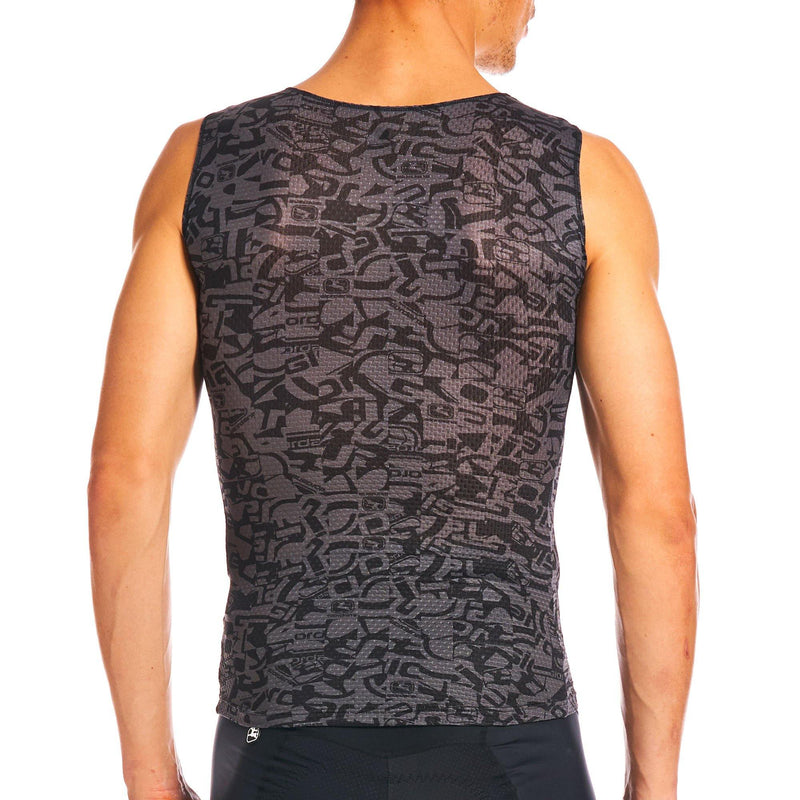 FR-C Pro Men's Tank Base Layer - Giordana Cycling