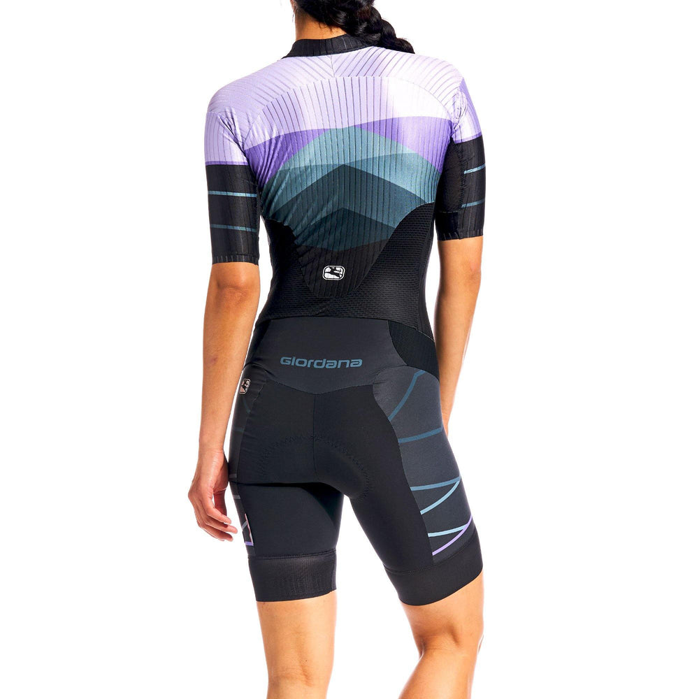 FR-C Pro Women's Tri Short Sleeve Doppio Suit