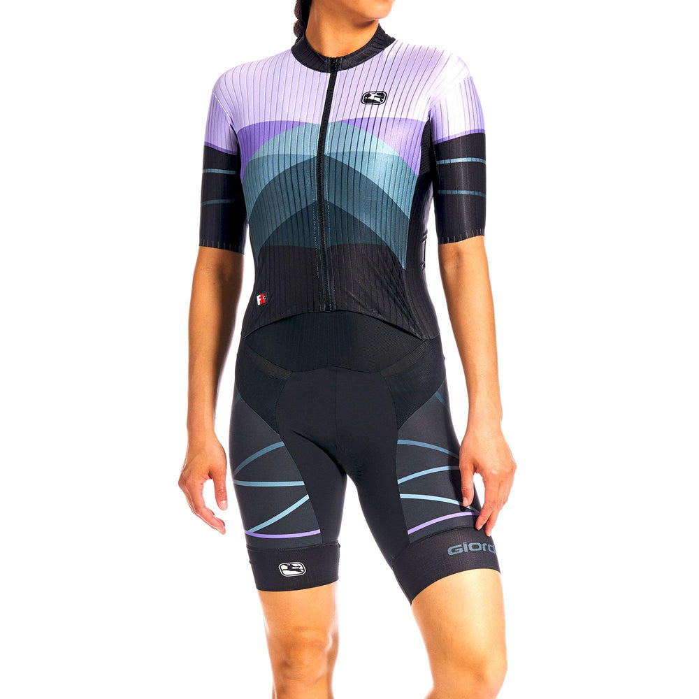 Women's FR-C Pro Tri Short Sleeve Doppio Suit