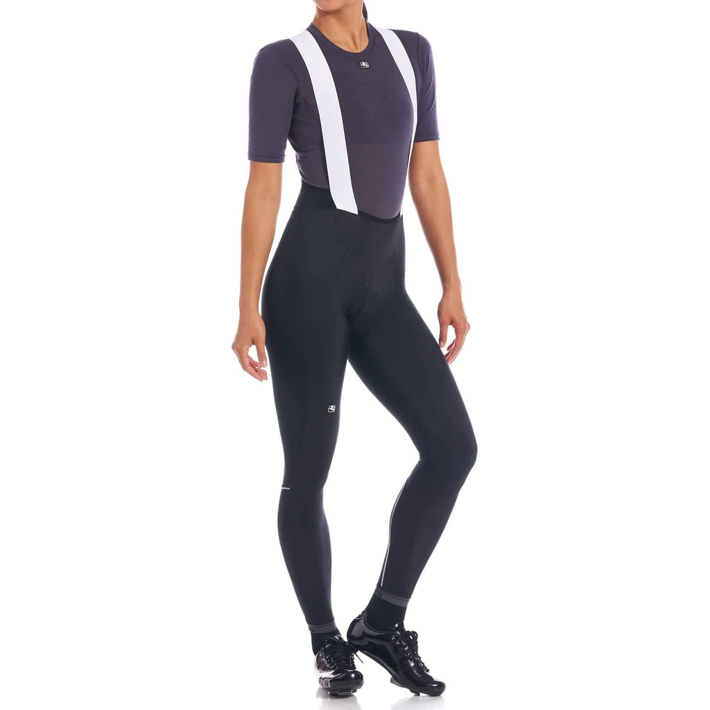 Fusion Women's Thermal Bib Tight - Giordana Cycling