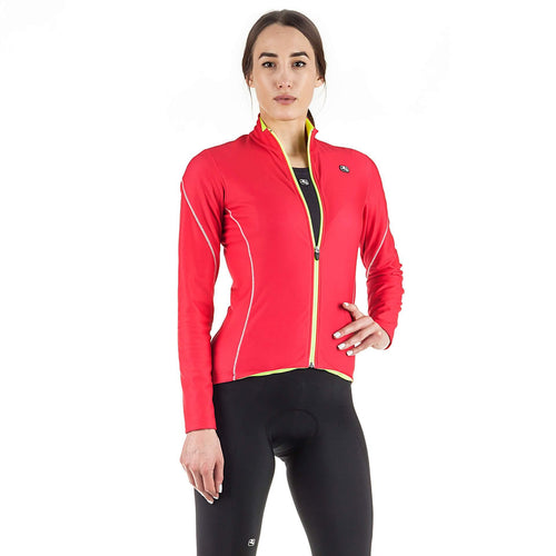 Fusion Long Sleeve Winter Women's Jersey - Giordana Cycling