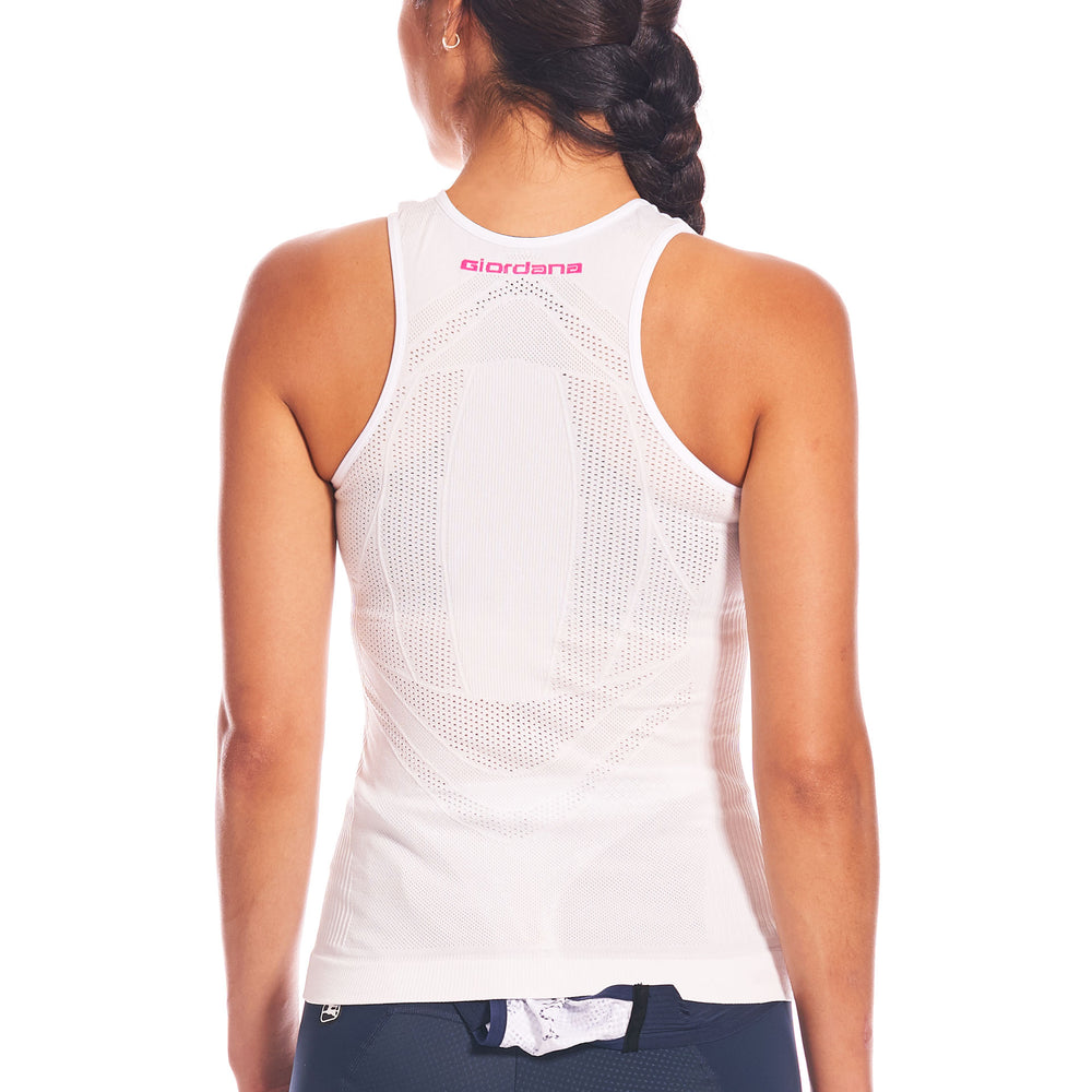 Lightweight Women's Tank Tubular Base Layer