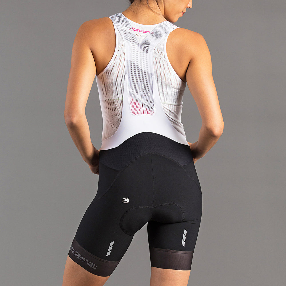 Load image into Gallery viewer, Lungo Women's Bib Short - Giordana Cycling