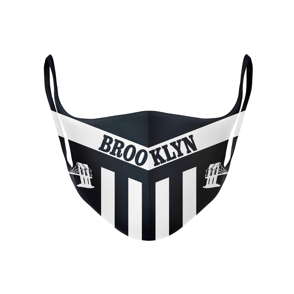 Mask | Brooklyn - Black and White - Giordana Cycling