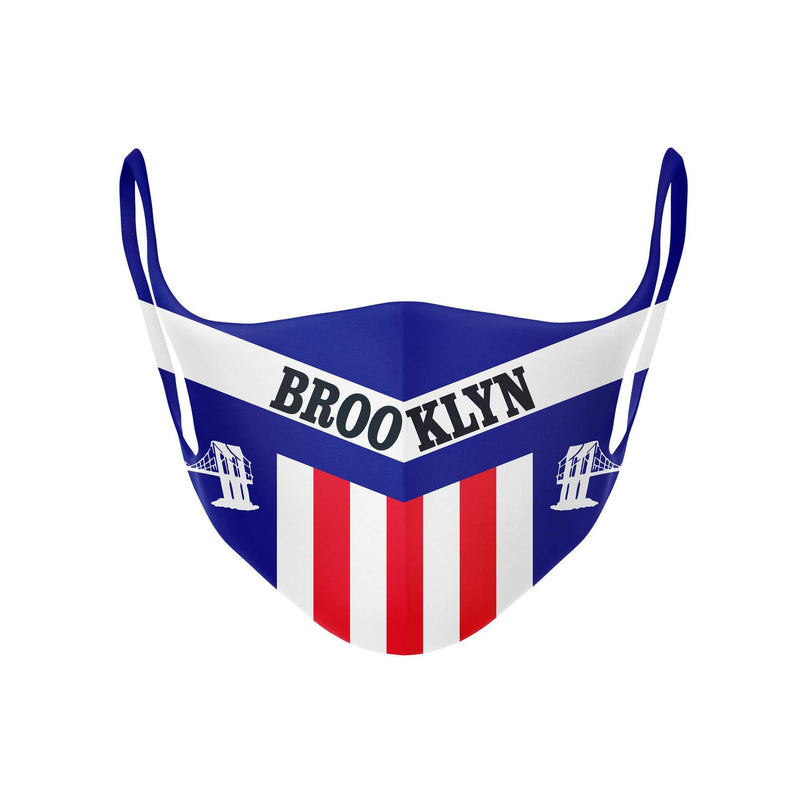 Mask | Brooklyn - Red White and Blue - Giordana Cycling