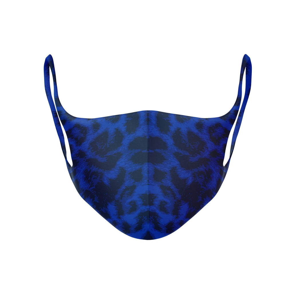 Mask | Snow Leopard - Navy Blue - Giordana Cycling