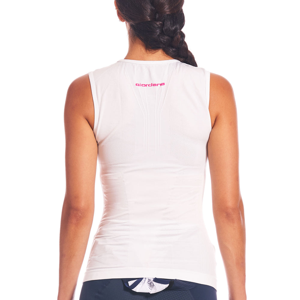 Women's Sleeveless Midweight Tubular Base Layer