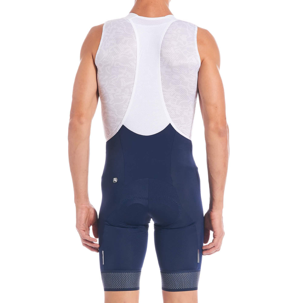 Moda Reflective Scatto Pro Navy Bib Short
