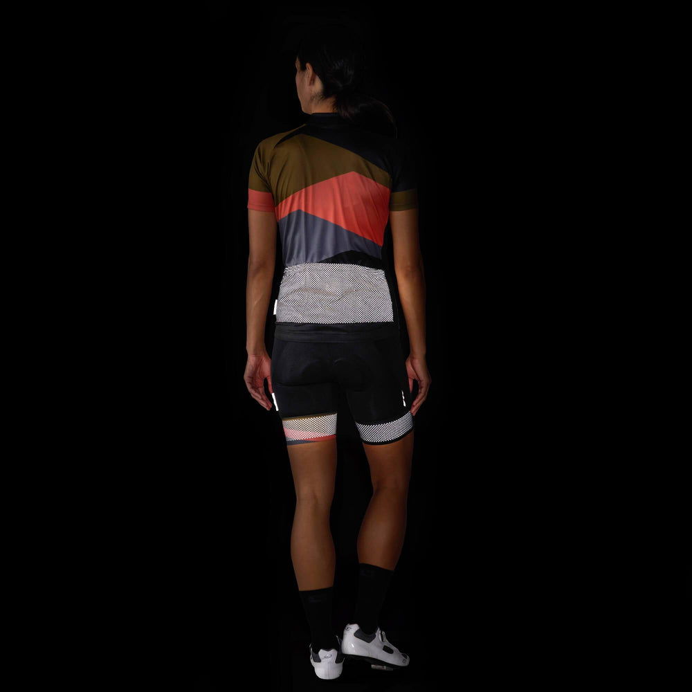 Load image into Gallery viewer, Moda Reflective Summit Women's Vero Pro Jersey