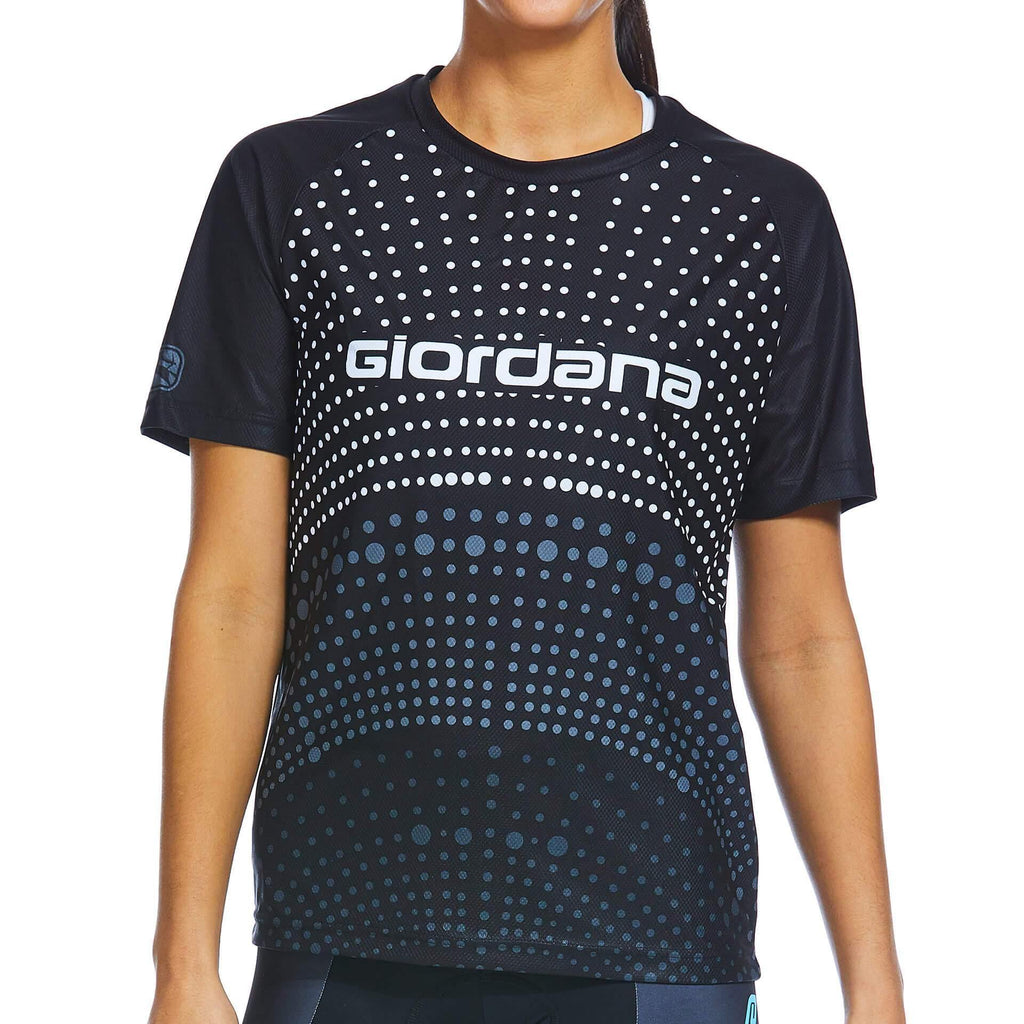 Giordana Women's Short Sleeve MTB Jersey - Giordana Cycling