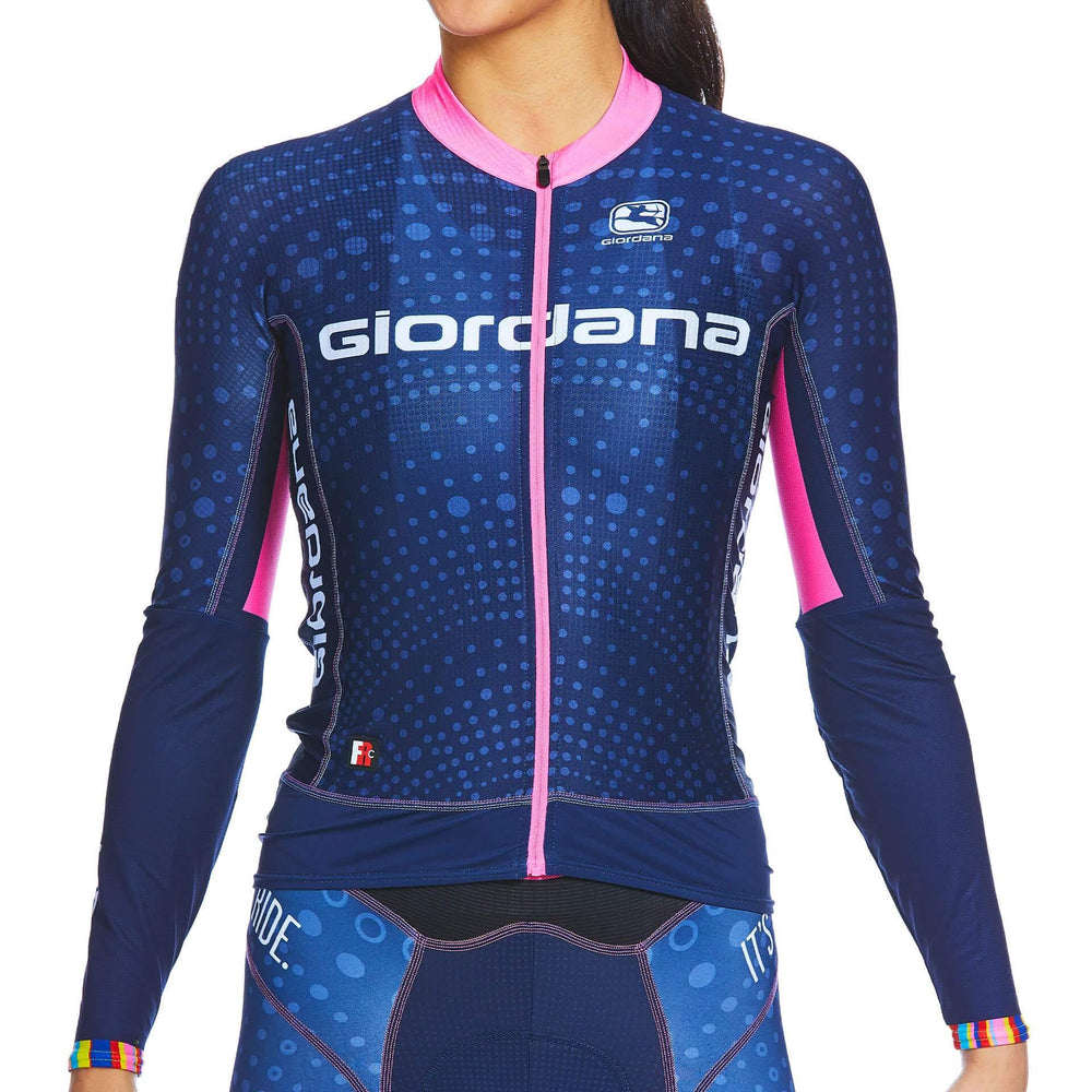 "Moda ""Polaris"" FR-C Pro Lightweight Women's Long Sleeve Jersey"