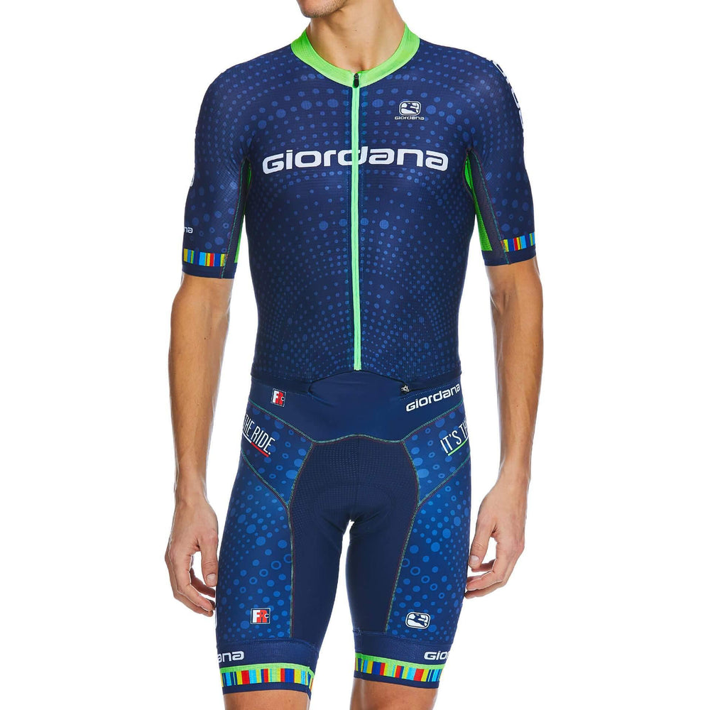 "Moda ""Polaris"" FR-C Pro Short Sleeve Zip Suit"
