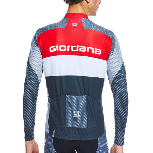 "Moda ""Radio"" Tenax Pro Lightweight Long Sleeve Jersey - Giordana Cycling"