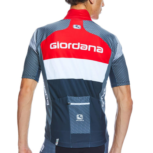 "Moda ""Radio"" Tenax Pro Short Sleeve Jacket - Giordana Cycling"