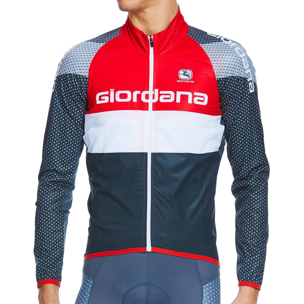 "Moda ""Radio"" Tenax Pro Wind Jacket - Giordana Cycling"