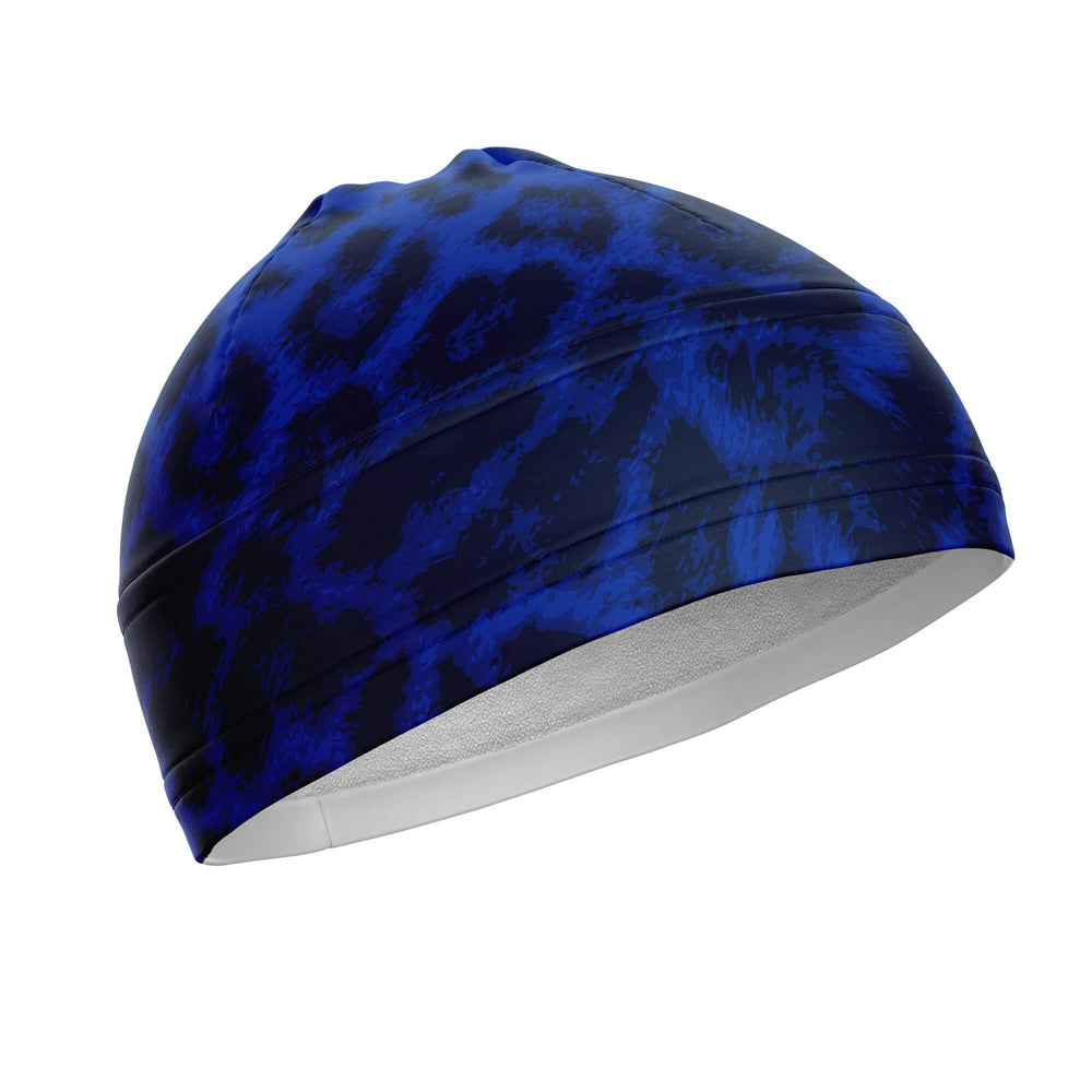 Load image into Gallery viewer, Snow Leopard Skull Cap