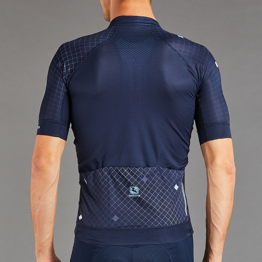 "Moda ""Diamante"" FR-C Pro Short Sleeve Jersey - Giordana Cycling"
