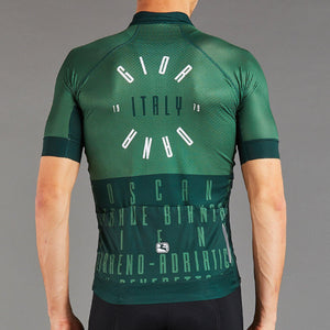 "Load image into Gallery viewer, Moda ""ITALY 79"" FR-C Pro Short Sleeve Jersey - Giordana Cycling"