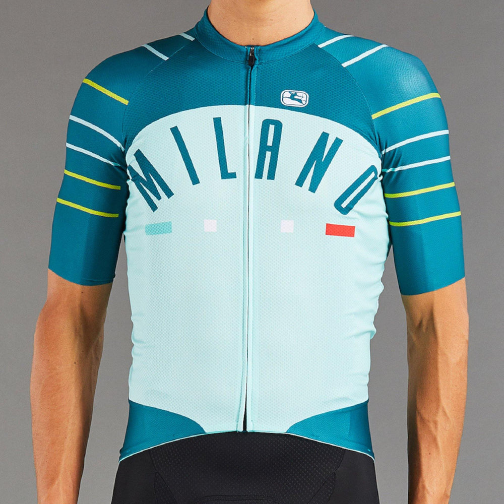 "Moda ""Milano"" Scatto Pro Short Sleeve Jersey - Giordana Cycling"