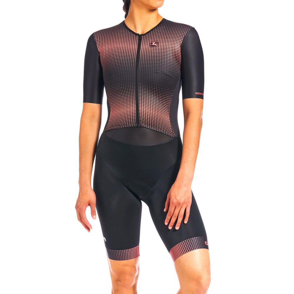 Women's Vero Pro Tri Short Sleeve Doppio Suit