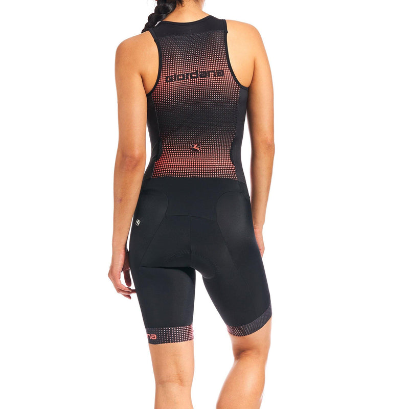 Vero Pro Tri Women's Sleeveless Suit - Giordana Cycling