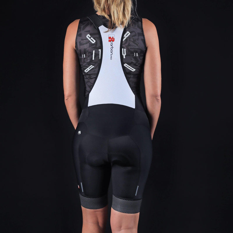 FR-C Pro Women's Reflective Bib Short - Giordana Cycling