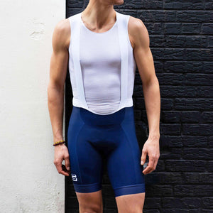 "Giordana x Knowlita ""G"" Navy Vero Pro Men's Bib Short - Giordana Cycling"