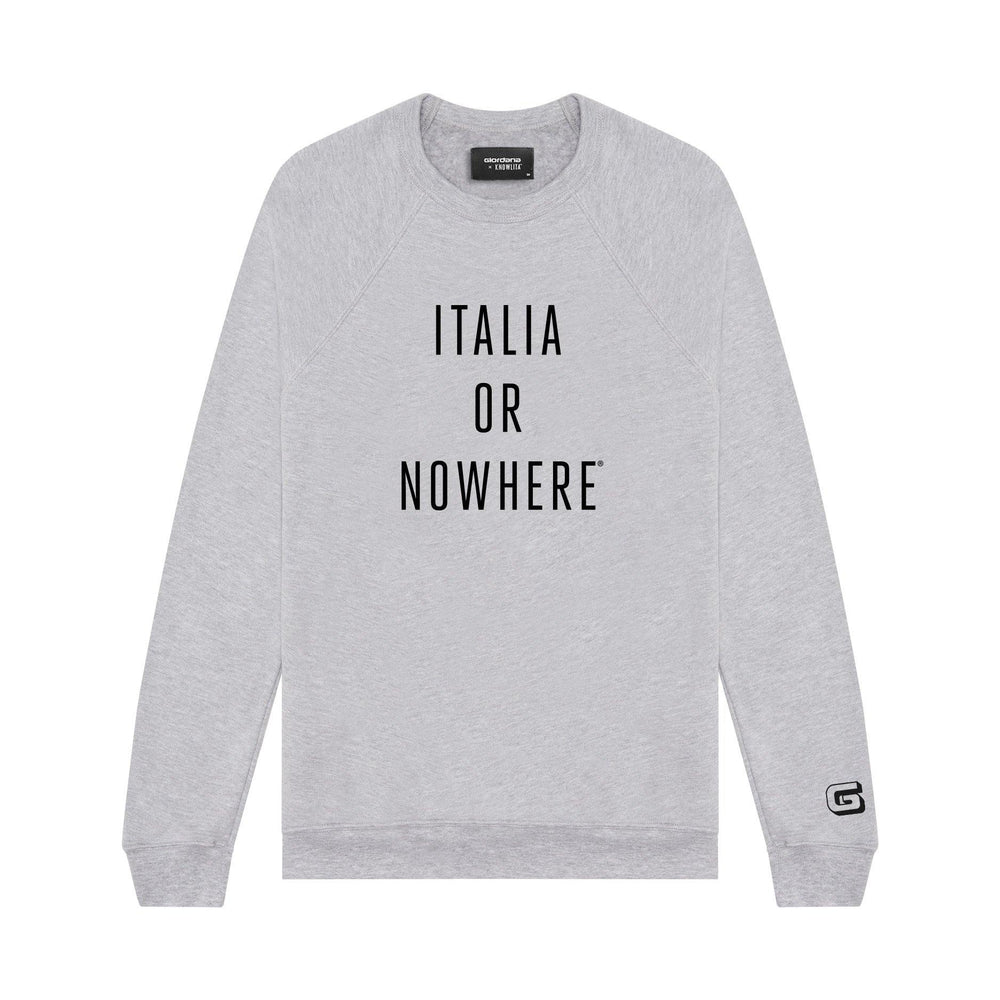 Giordana x Knowlita ITALIA OR NOWHERE® Crew