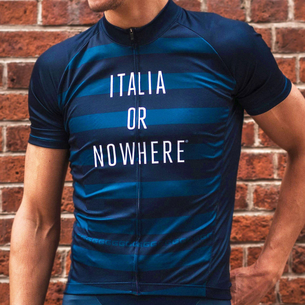 Giordana x Knowlita ITALIA OR NOWHERE® Vero Pro Men's Jersey - Giordana Cycling