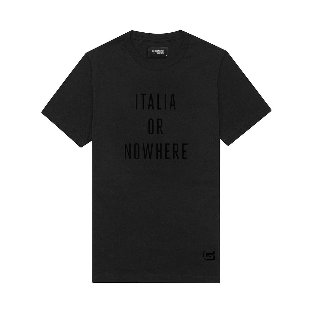 Giordana x Knowlita ITALIA OR NOWHERE® T-Shirt - Giordana Cycling
