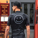 Giordana x Knowlita Italia Smiley FR-C Pro Men's Jersey - Tre Colore - Giordana Cycling