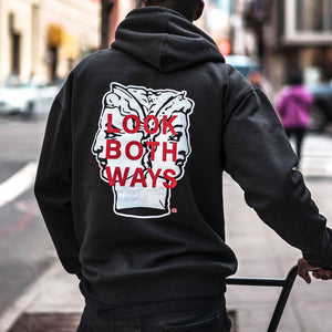 Load image into Gallery viewer, Giordana x Knowlita LOOK BOTH WAYS® Hoodie
