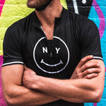 Giordana x Knowlita New York Smiley Vero Pro Men's Jersey - Giordana Cycling