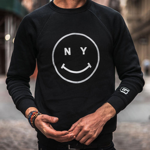 Giordana x Knowlita New York Smiley Crew - Giordana Cycling