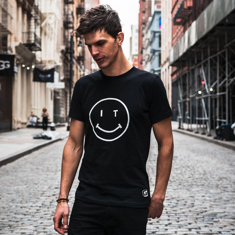Giordana x Knowlita Italia Smiley T-Shirt - Giordana Cycling