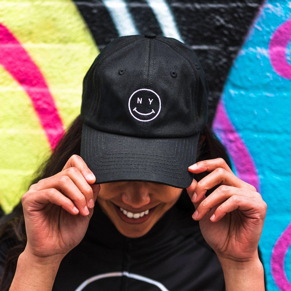 Giordana x Knowlita New York Smiley Ball Cap - Giordana Cycling