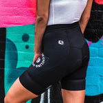 Giordana x Knowlita New York Smiley Scatto Pro Women's Short - Giordana Cycling