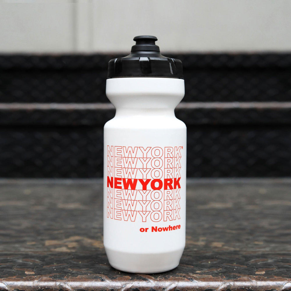 Giordana x Knowlita NEW YORK OR NOWHERE® Water Bottle