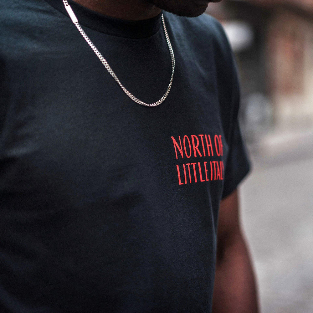 Giordana x Knowlita North of Little Italy T-Shirt