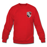 Porsche Crewneck Sweatshirt red