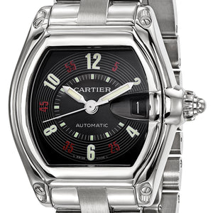 Cartier Mens Roadster Watch - Pre-Owned