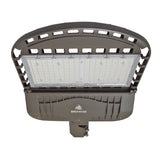 150W LED Street Outdoor Stadium Light Show Box Slip Fitter 5700K DLC - Green Solar LED