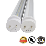 4ft 18W VersaT8 LED Tube, Ballast Compatible or Bypass, (UL/DLC), 30 Pack - Green Solar LED